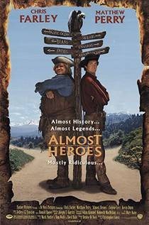 Picture of a movie: Almost Heroes