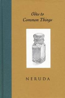 Picture of a book: Odes To Common Things