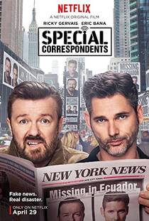 Picture of a movie: Special Correspondents