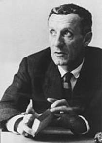 Picture of an author: Maurice Merleau-Ponty