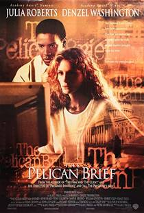 Picture of a movie: The Pelican Brief