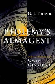 Picture of a book: Ptolemy's Almagest