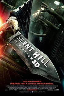 Picture of a movie: Silent Hill: Revelation