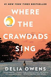 Picture of a book: Where The Crawdads Sing