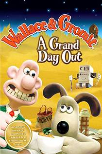 Picture of a movie: A Grand Day Out