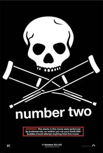 Picture of a movie: Jackass Number Two