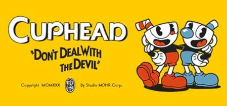 Picture of a game: Cuphead