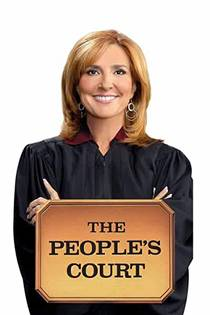 Picture of a TV show: The People's Court