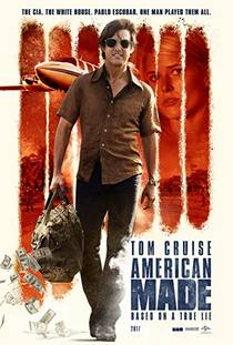 Picture of a movie: American Made