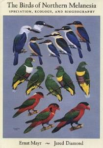 Picture of a book: The Birds of Northern Melanesia: Speciation, Ecology & Biogeography