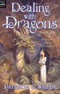 Picture of a book: Dealing With Dragons