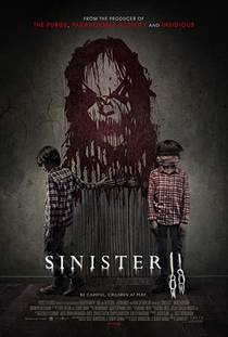 Picture of a movie: Sinister 2