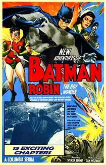 Picture of a movie: Batman And Robin