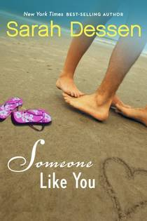 Picture of a book: Someone Like You