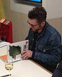 Picture of an author: Jamie Hewlett