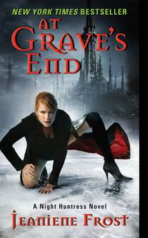 Picture of a book: At Grave's End