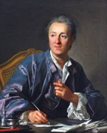 Picture of an author: Denis Diderot