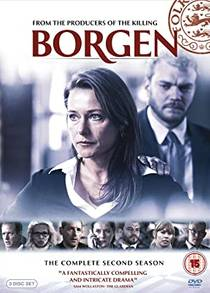 Picture of a TV show: Borgen