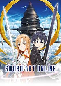 Picture of a TV show: Sword Art Online