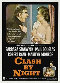 Picture of a movie: Clash By Night