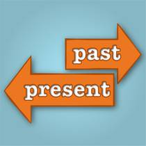 Picture of a podcast: Past Present