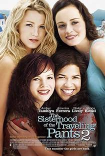 Picture of a movie: The Sisterhood Of The Traveling Pants 2