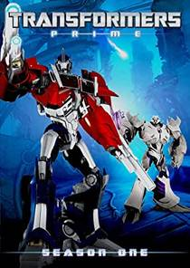 Picture of a TV show: Transformers Prime