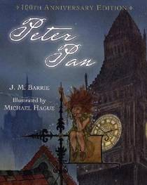 Picture of a book: Peter Pan