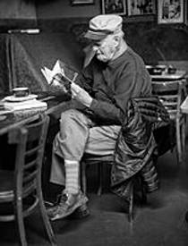 Picture of an author: Lawrence Ferlinghetti