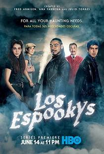 Picture of a TV show: Los Espookys