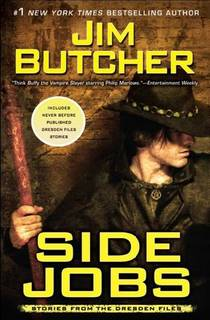 Picture of a book: Side Jobs