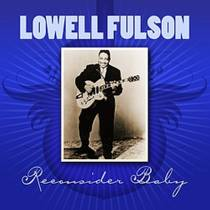 Picture of a band or musician: Lowell Fulson