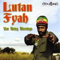 Picture of a band or musician: Lutan Fyah
