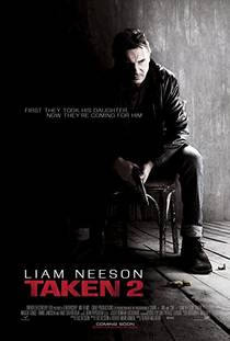 Picture of a movie: Taken 2