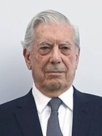 Picture of an author: Mario Vargas Llosa