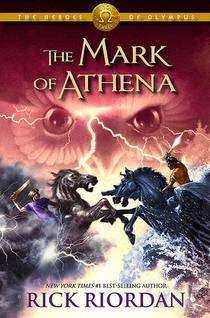 Picture of a book: The Mark Of Athena