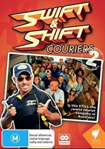Picture of a TV show: Swift And Shift Couriers