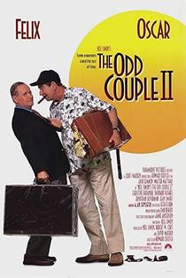 Picture of a movie: The Odd Couple II