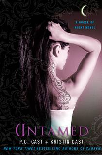 Picture of a book: Untamed