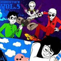 Picture of a band or musician: Homestuck