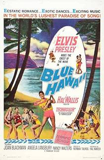 Picture of a movie: Blue Hawaii