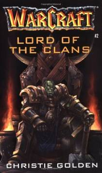 Picture of a book: Lord Of The Clans