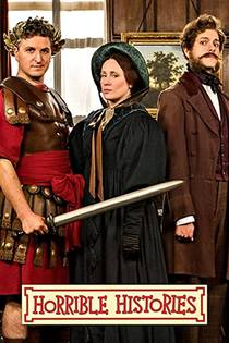 Picture of a TV show: Horrible Histories