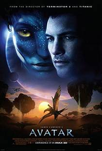 Picture of a movie: Avatar