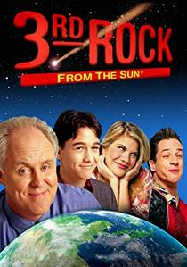 Picture of a TV show: 3rd Rock From The Sun