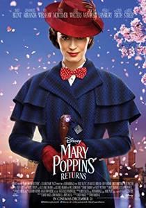 Picture of a movie: Mary Poppins Returns