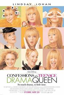 Picture of a movie: Confessions Of A Teenage Drama Queen