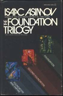 Picture of a book: The Foundation Trilogy