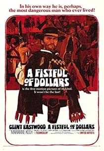 Picture of a movie: A Fistful Of Dollars