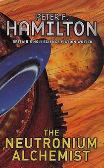 Picture of a book: The Neutronium Alchemist